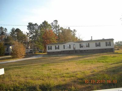 Aynor SC Single Family Home For Sale: $69,900