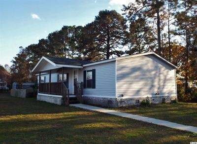 Murrells Inlet Single Family Home Active-Pend. Cntgt. On Financi: 872 Whaler Place