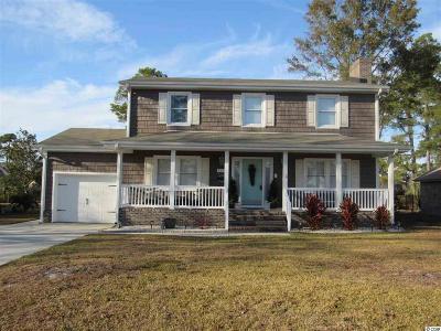 29575 Single Family Home For Sale: 1119 Plantation Drive