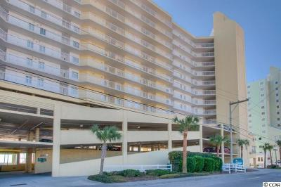 North Myrtle Beach Condo/Townhouse For Sale: 5404 N Ocean Blvd. #11-C