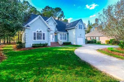 Murrells Inlet Single Family Home For Sale: 9529 Indigo Creek Blvd.