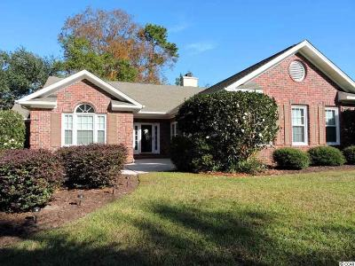 Pawleys Island Single Family Home For Sale: 24 Balmoral Court