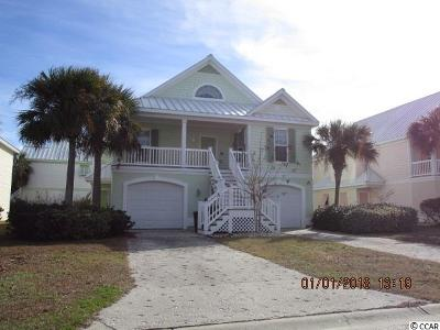 Surfside Beach Single Family Home Active-Pend. Cntgt. On Financi: 105 Georges Bay Road
