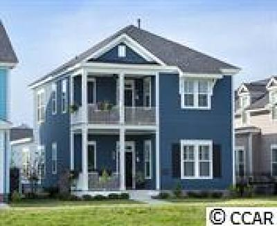 29577 Single Family Home For Sale: 934 Hendrick Ave
