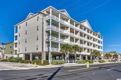 North Myrtle Beach Condo/Townhouse For Sale: 817 S Ocean Blvd #203