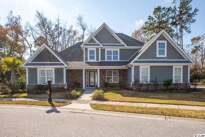 North Myrtle Beach Single Family Home For Sale: 1103 Wind Chase Court