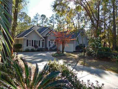 Pawleys Island Single Family Home For Sale: 1598 Club Cirlce