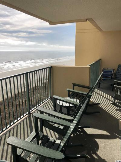 North Myrtle Beach Condo/Townhouse Active-Pend. Cntgt. On Financi: 501 S Ocean Boulevard #701