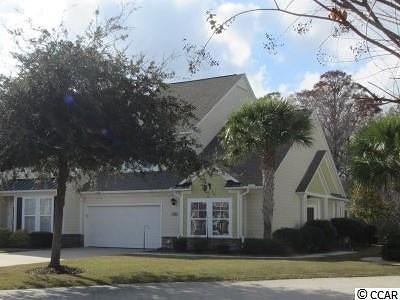 Murrells Inlet Condo/Townhouse For Sale: 122 Coldstream Cove Loop #505