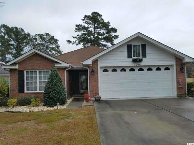 Little River SC Single Family Home For Sale: $276,900