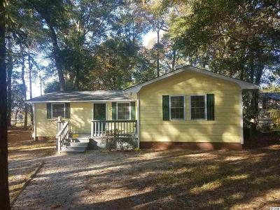 Little River Single Family Home Active-Pend. Cntgt. On Financi: 1383 Idlewild Ave