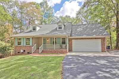 Conway Single Family Home For Sale: 801 Shaftesbury Ln