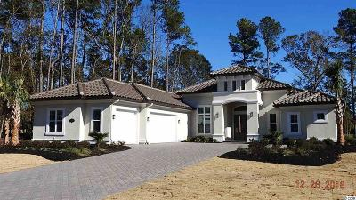 Myrtle Beach Single Family Home Active-Pending Sale - Cash Ter: 2203 Macerata Loop