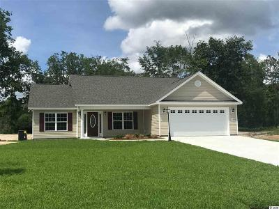 Galivants Ferry SC Single Family Home Active-Pend. Cntgt. On Financi: $195,570