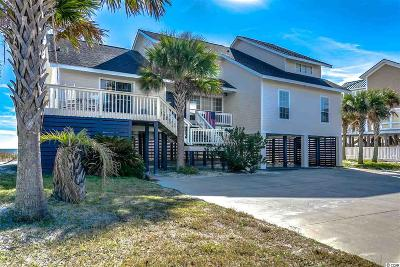Garden City Beach Single Family Home For Sale: 2091 S Waccamaw Drive