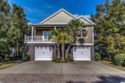 Murrells Inlet Single Family Home For Sale: 128 Summer Wind Loop