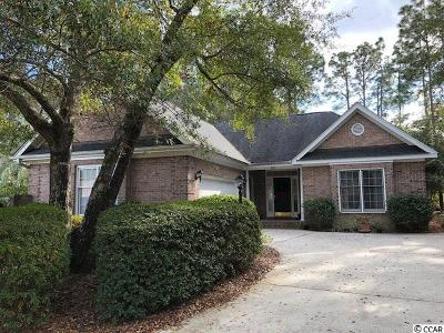 Pawleys Island Single Family Home For Sale: 63 Dornoch Drive