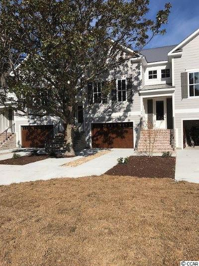 Pawleys Island Condo/Townhouse For Sale: 76 Landing Road #3