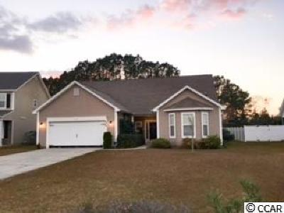 29588 Single Family Home For Sale: 404 Shadow Creek Court