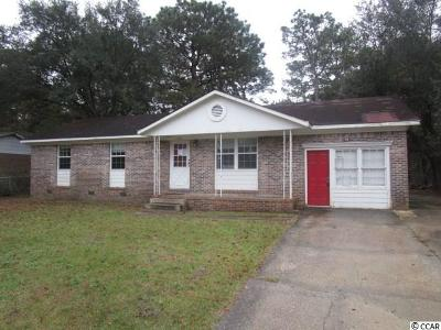 Georgetown Single Family Home For Sale: 423 Daisy St.