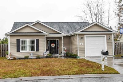 Conway Single Family Home For Sale: 101 Ecum Secum Place