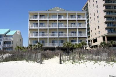 North Myrtle Beach Condo/Townhouse For Sale: 507 S Ocean #203