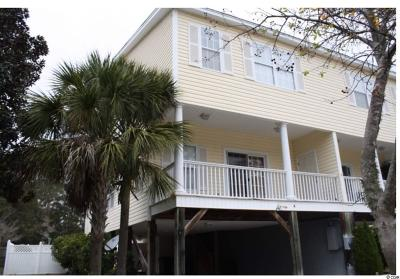Surfside Beach Single Family Home Active-Pend. Cntgt. On Financi: 412 S Willow Drive