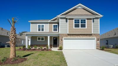 Murrells Inlet Single Family Home For Sale: 157 Laurel Hill Place