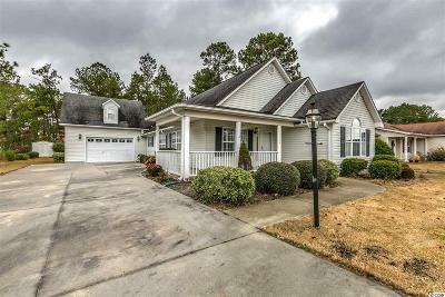 Conway Single Family Home For Sale: 1002 Chateau Drive