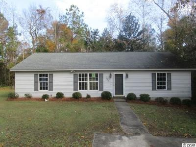Georgetown Single Family Home For Sale: 2637 South Island Rd.