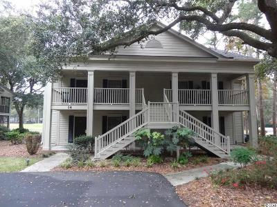 Pawleys Island Condo/Townhouse Active-Pend. Cntgt. On Financi: 14-4 Stillwood Dr #14-4