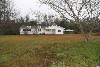 Loris SC Single Family Home For Sale: $179,950