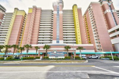 North Myrtle Beach Condo/Townhouse For Sale: 2701 S Ocean Blvd #1711