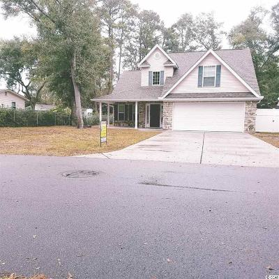29575 Single Family Home For Sale: 614 Maple Dr.