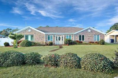 29572 Single Family Home For Sale: 7617 Glenwood Drive