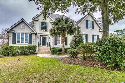North Myrtle Beach Single Family Home For Sale: 401 Ocean Pointe Court