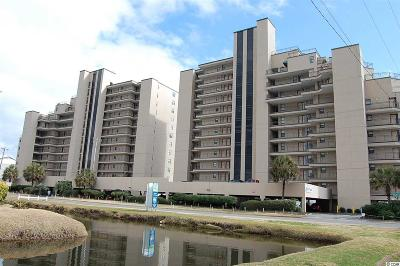 Murrells Inlet Condo/Townhouse Active-Pending Sale - Cash Ter: 1620 N Waccamaw Dr. #311