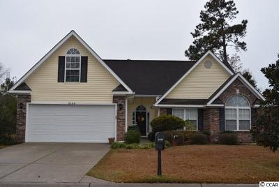 Conway Single Family Home For Sale: 2724 Sanctuary Boulevard