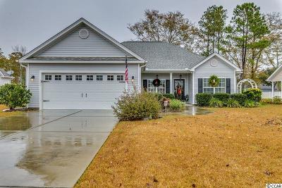 Conway Single Family Home Active-Hold-Don't Show: 105 Family Farm Road