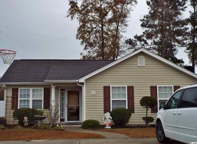 Myrtle Beach Single Family Home For Sale: 408 Plover Lane