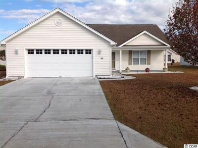 29588 Single Family Home For Sale: 636 Lilly Naz Ln