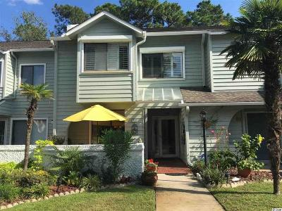 North Myrtle Beach Condo/Townhouse For Sale: 100 Shadow Moss Pl #73