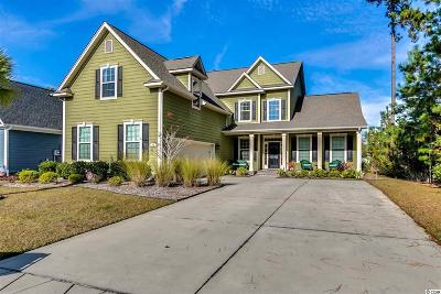 Murrells Inlet Single Family Home For Sale: 71 Summerlight Drive