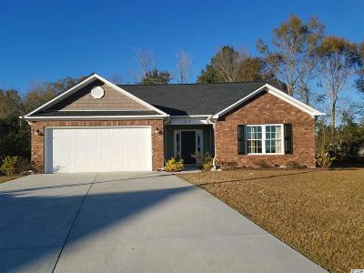 Conway Single Family Home For Sale: 219 Oak Landing Drive