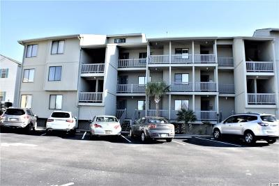 Surfside Beach Condo/Townhouse Active-Hold-Don't Show: 1011 N Ocean Blvd. #201B