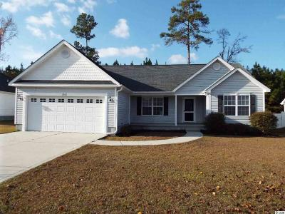 Conway Single Family Home For Sale: 2808 Blue Bell Lane