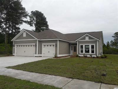 Myrtle Beach Single Family Home For Sale: 1121 Cycad Drive