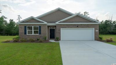 Conway Single Family Home For Sale: Tbd Lot 122 Rialto Drive