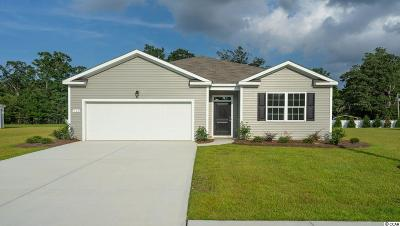 Conway Single Family Home For Sale: Tbd Lot 6 Rialto Drive