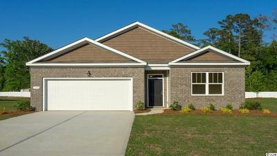 Conway Single Family Home For Sale: Tbd Lot 4 Rialto Drive